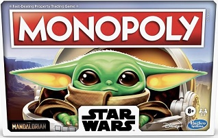 Monopoly: Star Wars Mandalorian: The Child Edition