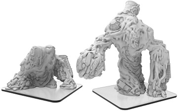 Monsterpocalypse Destroyers: The Waste: Globbicus Waste