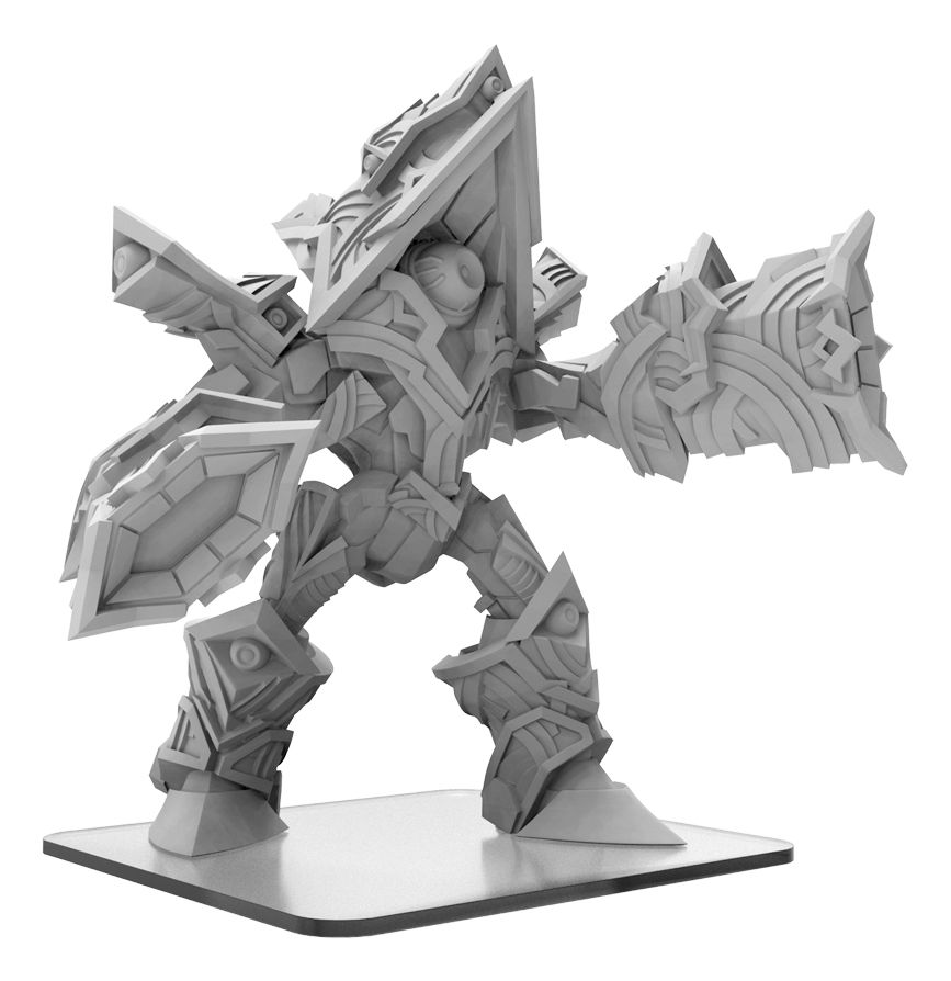 Monsterpocalypse Destroyers: PRECEPTOR