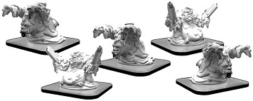 Monsterpocalypse Destroyers: The Waste: Toxxos/ Absorbers