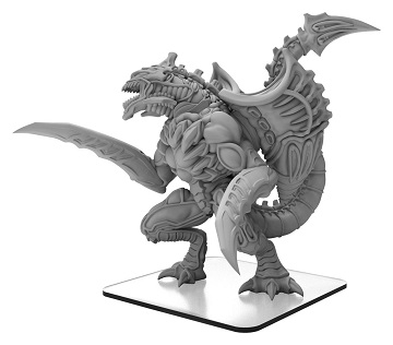Monsterpocalypse: Megaton Mashup: Destroyers: Gallamaxus Box
