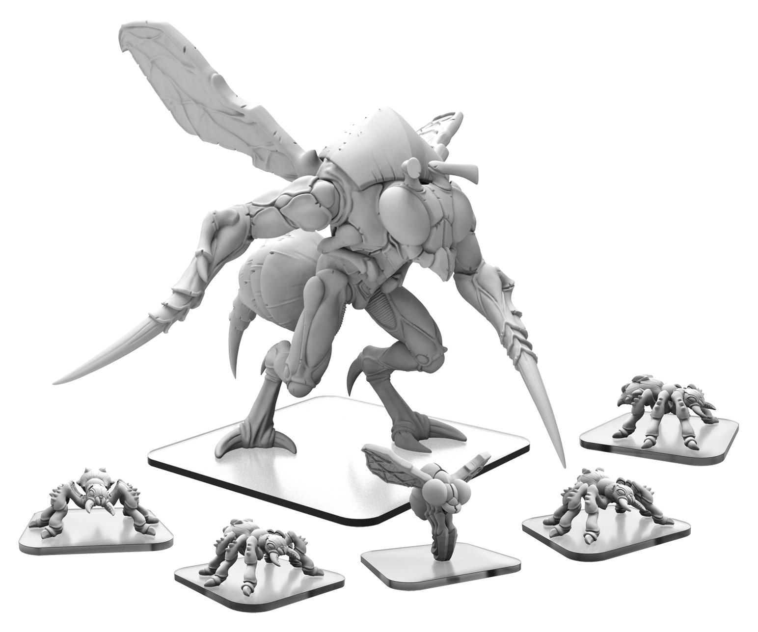 Monsterpocalypse Destroyers: Savage Swarm Starter Set