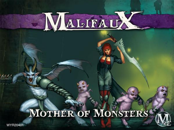 Malifaux: Neverborn: Mother of Monsters
