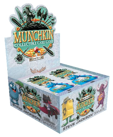 Munchkin CCG: Booster Pack (SALE)