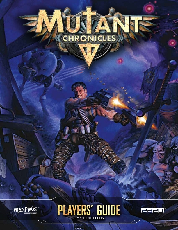 Mutant Chronicles: Players Guide