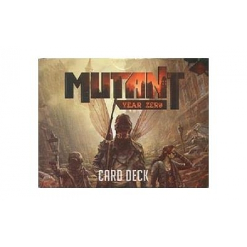 Mutant Year Zero: Card Set