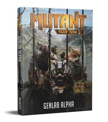 Mutant Year Zero: Genlab Alpha