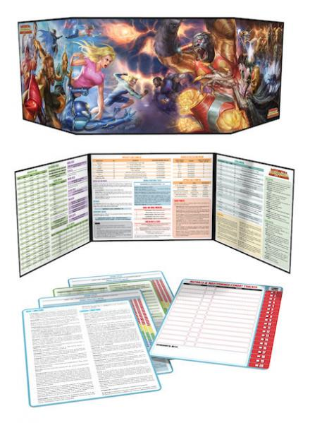 Mutants & Masterminds: Gamemasters Kit (Revised Edition)