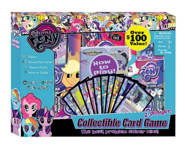My Little Pony: Collectable Card Game- Super Value Box