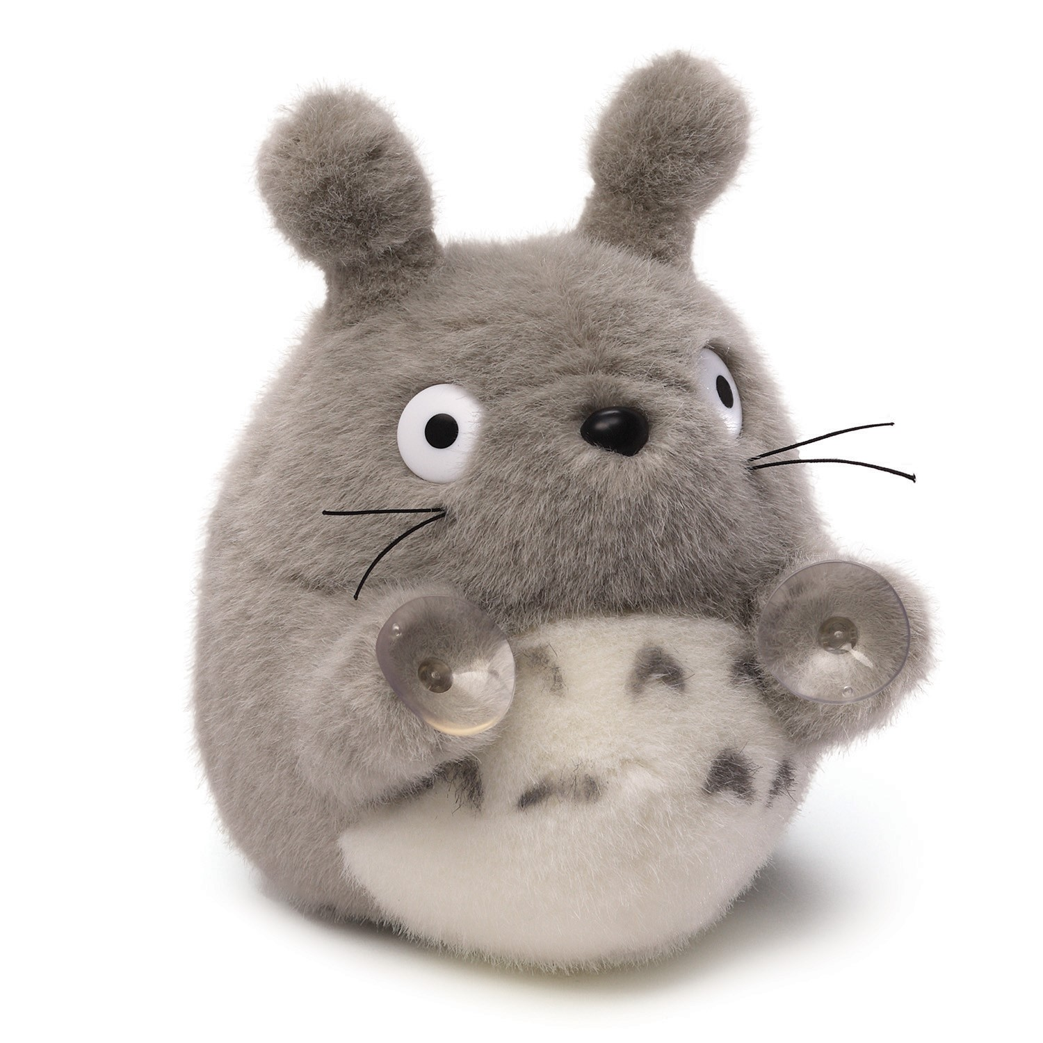 My Neighbor Totoro: Oh Totoro Plush Toy with Suction Cups