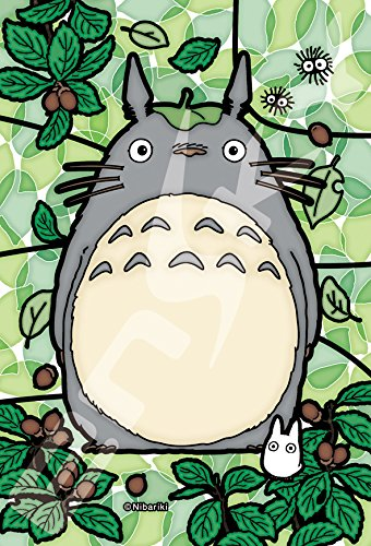 My Neighbor Totoro: Totoro In The Forest (Petite Artcrystal Puzzle)