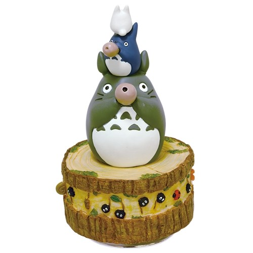 My Neighbor Totoro: Totoros Band Music Box