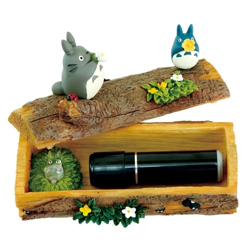 My Neighbor Totoro: Totoros Flower Trumpet Accessory Box