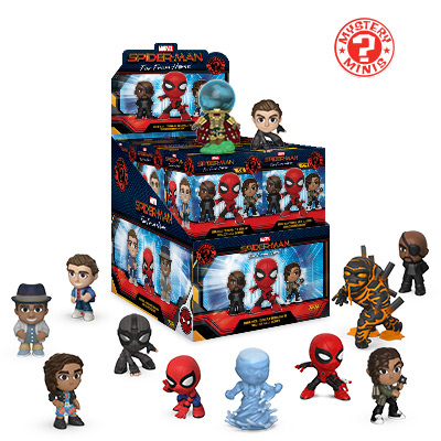 Mystery Minis: Marvel Spider-Man Far From Home
