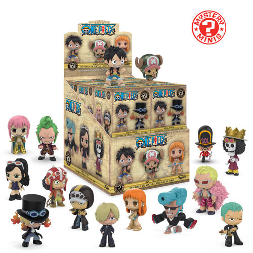 Mystery Minis: One Piece- Blind Box