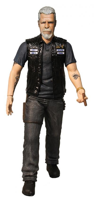 "Sons Of Anarchy: Clay Morrow (6"" Figure)"
