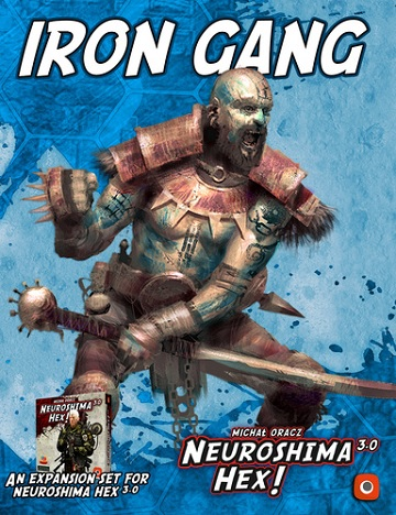 Neuroshima Hex (3.0): Iron Gang