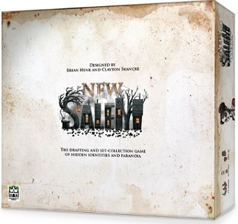 New Salem - Second Edition