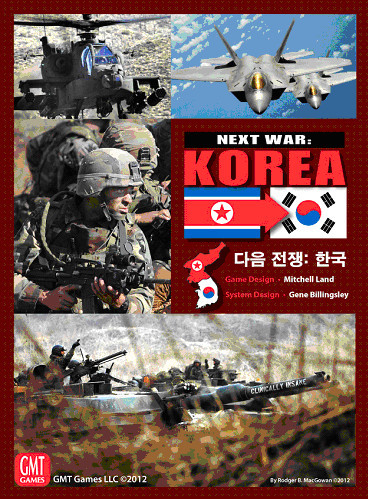 Next War Korea Second Printing