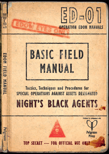 Nights Black Agents: Basic Field Manual