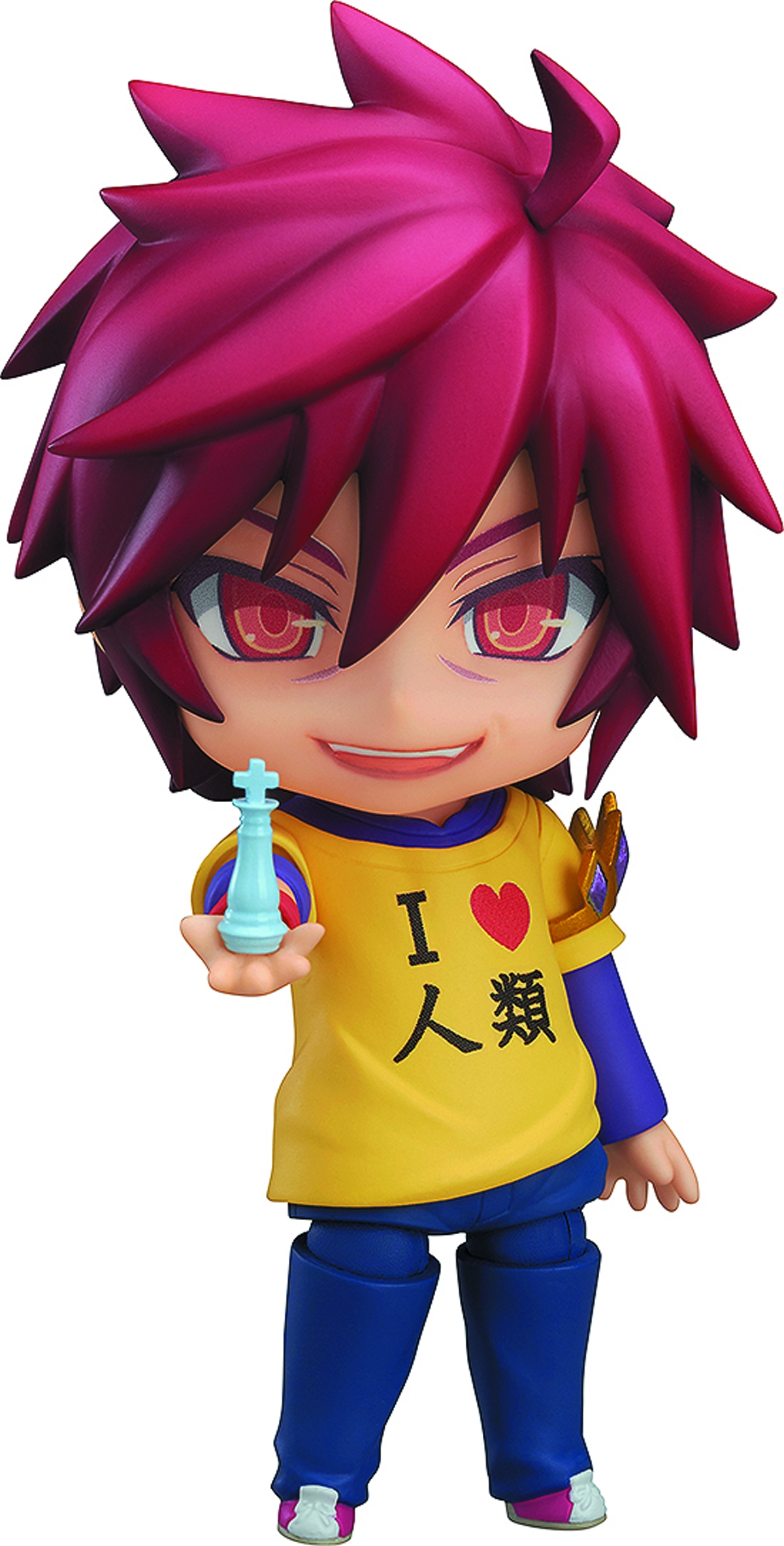 No Game No Life: Sora (Nendoroid)