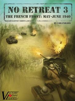 No Retreat 3: The French Front