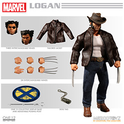 ONE:12 COLLECTIVE FIGURE LOGAN