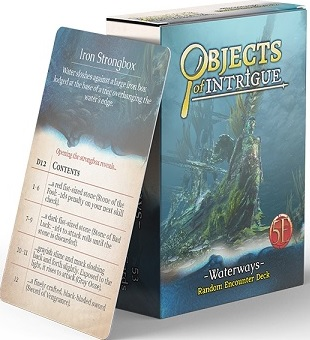 Objectives of Intrigue: Waterways