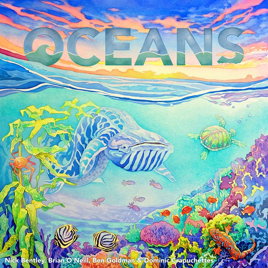 Oceans: Evolution [Damaged]