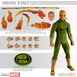 One:12 Collective: Iron Fist