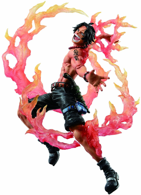 One Piece: Ace - Professionals (Bandai Ichiban Figure)