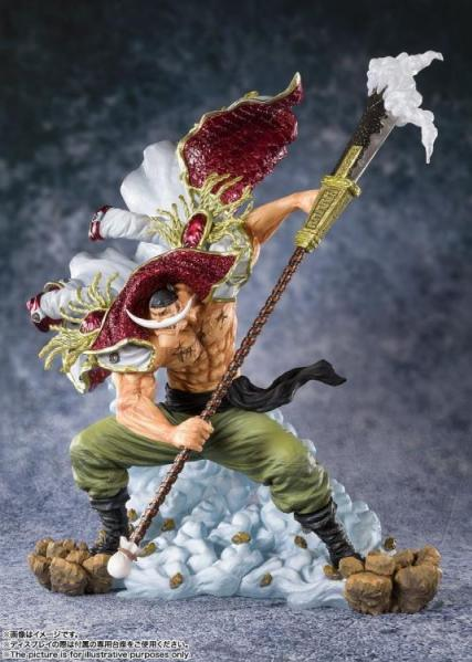 One Piece: Edward Newgate -Pirate Captain (Bandai Figuarts ZERO)