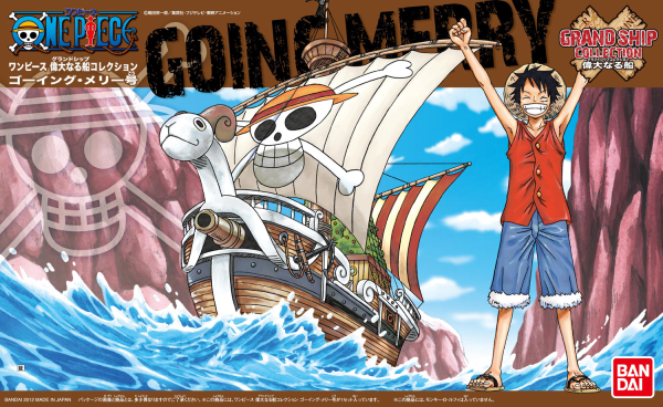 One Piece: Grand Ship Collection - Going Merry