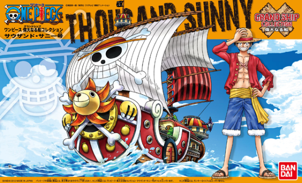 One Piece: Grand Ship Collection - Thousand Sunny
