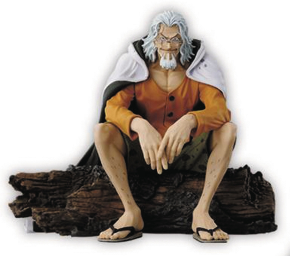 One Piece: Silvers Rayleigh (Creator X Creator Special Version Figure)
