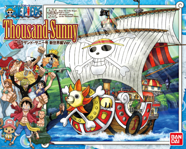 One Piece: Thousand Sunny New World Ver.