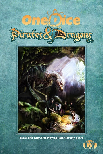 OneDice: Pirates & Dragons