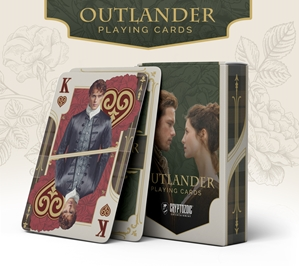 Outlander Playing Cards
