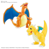 POKEMON: Model Kit: Charizard & Dragonite