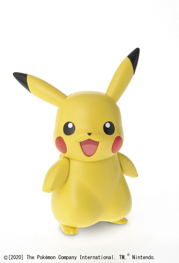 POKEMON: Model Kit: Pikachu