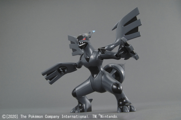 POKEMON: Model Kit: Zekrom