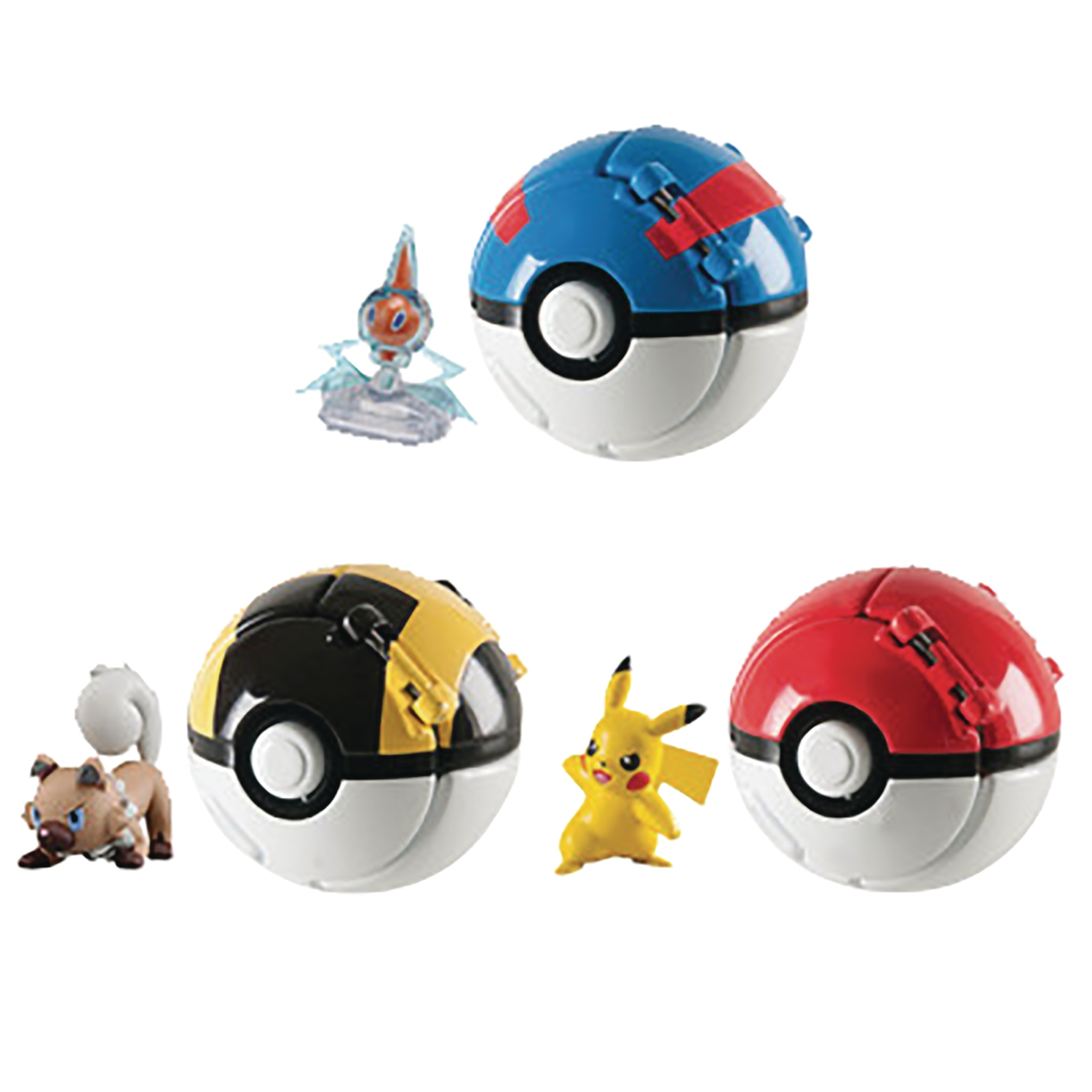 POKEMON -Throw n Pop Pokémon