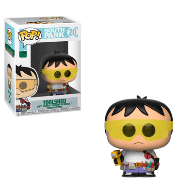 POP! 20: South Park - Toolshed