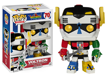 POP! Animation 070: Voltron