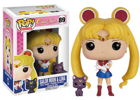 POP! Animation 089: Sailor Moon - Sailor Moon & Luna