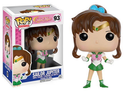 POP! Animation 093: Sailor Moon- Sailor Jupiter