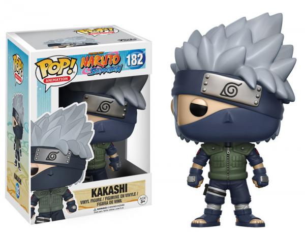 POP! Animation 182: Naruto Shippuden- Kakashi