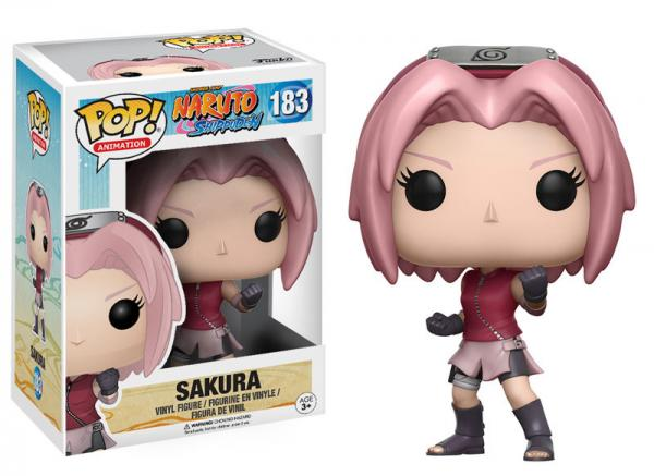 POP! Animation 183: Naruto Shippuden- Sakura