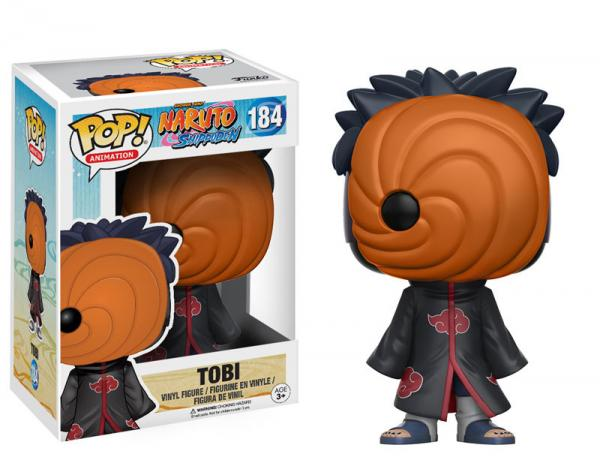 POP! Animation 184: Naruto Shippuden- Tobi
