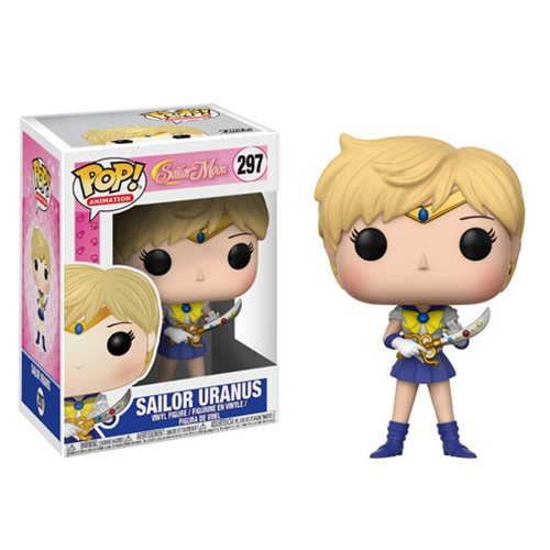 POP! Animation 297: Sailor Moon- Sailor Uranus
